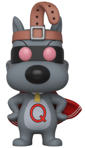 Funko POP de Quaildog - Los mejores FUNKO POP de Doug - Los mejores FUNKO POP de series de dibujos animados