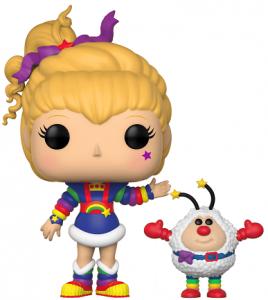 Funko POP de Rainbow Brite y Twink - Los mejores FUNKO POP de Rainbow Brite - Los mejores FUNKO POP de series de dibujos animados