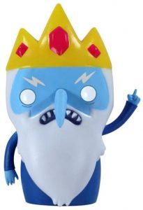 Funko POP de Rey Hielo - Los mejores FUNKO POP de Hora de Aventuras - Adventure Time - Los mejores FUNKO POP de series de dibujos animados