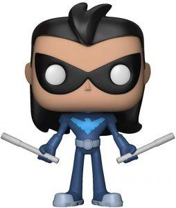 Funko POP de Robin como Nightwing - Los mejores FUNKO POP de Teen Titans Go - Los mejores FUNKO POP de series de dibujos animados