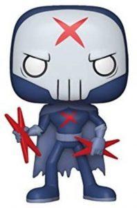 Funko POP de Robin como Red X - Los mejores FUNKO POP de Teen Titans Go - Los mejores FUNKO POP de series de dibujos animados