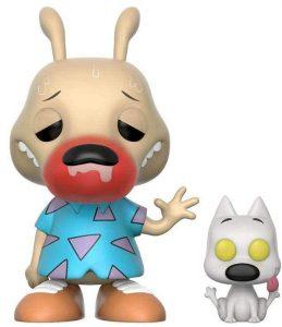 Funko POP de Rocko chase exclusivo - Los mejores FUNKO POP de La vida moderna de Rocko - Rocko's Modern Life - Los mejores FUNKO POP de series de dibujos animados