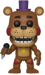 Funko POP de Rockstar Freddy - Los mejores FUNKO POP del Five Nights at Freddy's - Los mejores FUNKO POP de personajes de videojuegos