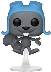 Funko POP de Rocky - Los mejores FUNKO POP de las aventuras de Rocky y Bullwinkle - Los mejores FUNKO POP de series de dibujos animados