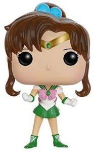 Funko POP de Sailor Júpiter - Patricia - Los mejores FUNKO POP de Sailor Moon - Los mejores FUNKO POP de anime