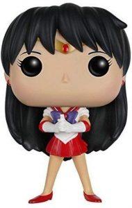 Funko POP de Sailor Marte - Ray - Los mejores FUNKO POP de Sailor Moon - Los mejores FUNKO POP de anime