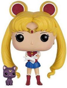 Funko POP de Sailor Moon y Luna - Bunny - Los mejores FUNKO POP de Sailor Moon - Los mejores FUNKO POP de anime
