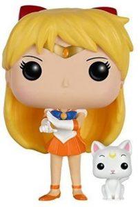 Funko POP de Sailor Venus - Carola - Los mejores FUNKO POP de Sailor Moon - Los mejores FUNKO POP de anime