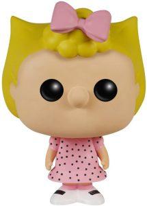 Funko POP de Sally Brown - Los mejores FUNKO POP de Peanuts de Snoopy - Los mejores FUNKO POP de series de dibujos animados y tiras cómicas