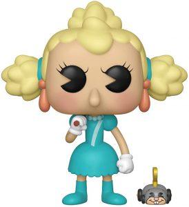 Funko POP de Sally Stageplay - Los mejores FUNKO POP del Cuphead - Los mejores FUNKO POP de personajes de videojuegos