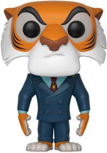 Funko POP de Shere Khan - Los mejores FUNKO POP de Aventureros del Aire - Talespin de Disney - Los mejores FUNKO POP de series de dibujos animados