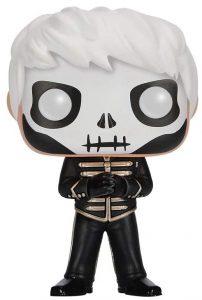 Funko POP de Skeleton Gerard Way - Los mejores FUNKO POP de My Chemical Romance - Los mejores FUNKO POP de grupos musicales - FUNKO POP de música