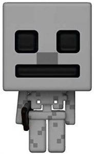 Funko POP de Skeleton - Los mejores FUNKO POP del Minecraft - Los mejores FUNKO POP de personajes de videojuegos