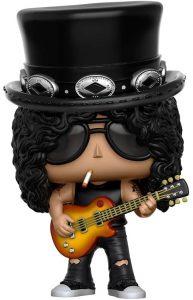 Funko POP de Slash - Los mejores FUNKO POP de Guns and Roses - Los mejores FUNKO POP de grupos musicales - FUNKO POP de música