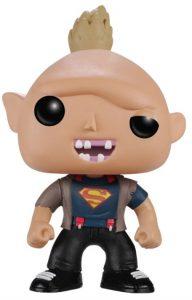 Funko POP de Sloth Superman - Los mejores FUNKO POP de los Goonies - Funko POP de películas de cine