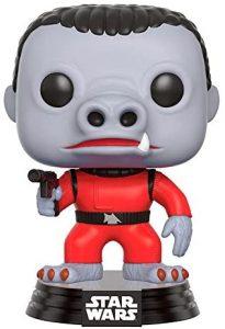 Funko POP de Snaggletooths con traje rojo - Los mejores FUNKO POP de Snaggletooths - Los mejores FUNKO POP de personajes de Star Wars