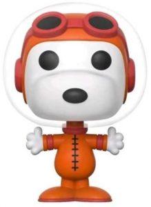 Funko POP de Snoopy Astronauta - Los mejores FUNKO POP de Peanuts de Snoopy - Los mejores FUNKO POP de series de dibujos animados y tiras cómicas