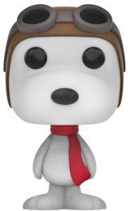 Funko POP de Snoopy Piloto - Los mejores FUNKO POP de Peanuts de Snoopy - Los mejores FUNKO POP de series de dibujos animados y tiras cómicas