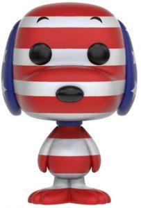 Funko POP de Snoopy USA - Los mejores FUNKO POP de Peanuts de Snoopy - Los mejores FUNKO POP de series de dibujos animados y tiras cómicas
