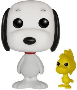 Funko POP de Snoopy y Woodstock - Los mejores FUNKO POP de Peanuts de Snoopy - Los mejores FUNKO POP de series de dibujos animados y tiras cómicas