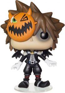 Funko POP de Sora Halloween - Los mejores FUNKO POP del Kingdom Hearts - Los mejores FUNKO POP de personajes de videojuegos
