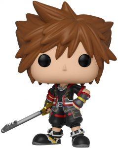Funko POP de Sora - Los mejores FUNKO POP del Kingdom Hearts 3 - Los mejores FUNKO POP de personajes de videojuegos
