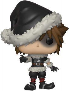 Funko POP de Sora Navidad - Los mejores FUNKO POP del Kingdom Hearts - Los mejores FUNKO POP de personajes de videojuegos