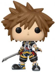 Funko POP de Sora clásico - Los mejores FUNKO POP del Kingdom Hearts - Los mejores FUNKO POP de personajes de videojuegos