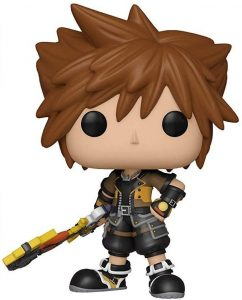 Funko POP de Sora de Guardian - Los mejores FUNKO POP del Kingdom Hearts 3 - Los mejores FUNKO POP de personajes de videojuegos