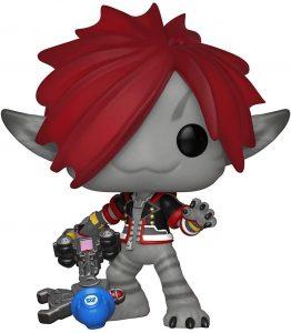 Funko POP de Sora de Monstruos S.A. - Los mejores FUNKO POP del Kingdom Hearts - Los mejores FUNKO POP de personajes de videojuegos