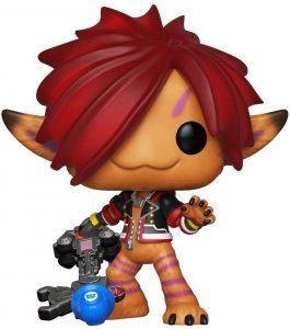 Funko POP de Sora de Monstruos S.A. naranja - Los mejores FUNKO POP del Kingdom Hearts - Los mejores FUNKO POP de personajes de videojuegos