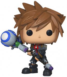 Funko POP de Sora de Toy Story - Los mejores FUNKO POP del Kingdom Hearts 3 - Los mejores FUNKO POP de personajes de videojuegos