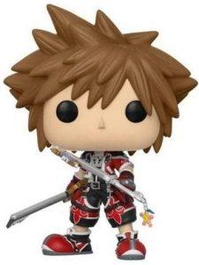 Funko POP de Sora de doble espada - Los mejores FUNKO POP del Kingdom Hearts 3 - Los mejores FUNKO POP de personajes de videojuegos