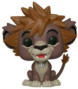 Funko POP de Sora de león - lion Sora - Los mejores FUNKO POP del Kingdom Hearts 3 - Los mejores FUNKO POP de personajes de videojuegos