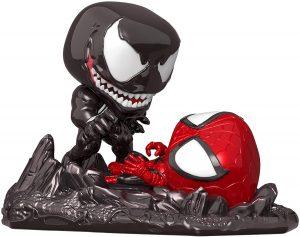 Funko POP de Spiderman vs Venom - Los mejores FUNKO POP de Spiderman - Los mejores FUNKO POP del Spiderverse - Funko POP de Marvel Comics - Los mejores FUNKO POP de los Vengadores