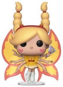 Funko POP de Star Modo Mariposa - Los mejores FUNKO POP de Star contra las Fuerzas del Mal - Los mejores FUNKO POP de series de dibujos animados