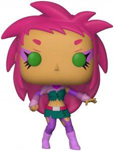 Funko POP de Starfire moderno - Los mejores FUNKO POP de Teen Titans Go - Los mejores FUNKO POP de series de dibujos animados