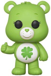 Funko POP de Suertosito - Good Luck Bear - Los mejores FUNKO POP de los osos Amorosos - Care Bears - Los mejores FUNKO POP de series de dibujos animados