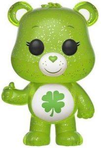 Funko POP de Suertosito exclusivo chase - Good Luck Bear - Los mejores FUNKO POP de los osos Amorosos - Care Bears - Los mejores FUNKO POP de series de dibujos animados