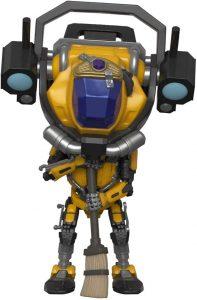 Funko POP de Sweeper BOT - Los mejores FUNKO POP del Destiny - Los mejores FUNKO POP de personajes de videojuegos