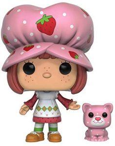 Funko POP de Tarta de Fresa - Strawberry Shortcake & Custard - Los mejores FUNKO POP de Tarta de Fresa - Strawberry Shortcake - Los mejores FUNKO POP de series de dibujos animados