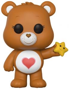 Funko POP de Tiernosito - Tenderheart Bear - Los mejores FUNKO POP de los osos Amorosos - Care Bears - Los mejores FUNKO POP de series de dibujos animados