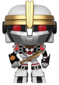 Funko POP de Tigerzord Blanco de 15 centímetros - Los mejores FUNKO POP de los Power Ranger - Funko POP de series de televisión