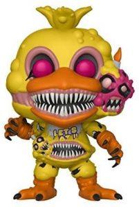 Funko POP de Twisted Chica - Los mejores FUNKO POP del Five Nights at Freddy's - Los mejores FUNKO POP de personajes de videojuegos
