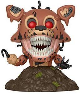 Funko POP de Twisted Foxy - Los mejores FUNKO POP del Five Nights at Freddy's - Los mejores FUNKO POP de personajes de videojuegos