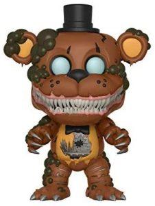 Funko POP de Twisted Freddy - Los mejores FUNKO POP del Five Nights at Freddy's - Los mejores FUNKO POP de personajes de videojuegos