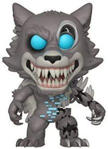 Funko POP de Twisted Wolf - Los mejores FUNKO POP del Five Nights at Freddy's - Los mejores FUNKO POP de personajes de videojuegos