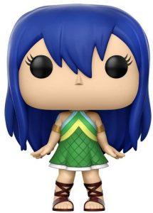 Funko POP de Wendy Marvell - Los mejores FUNKO POP de Fairy Tail - Cola de Hada - Los mejores FUNKO POP de anime