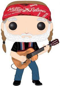 Funko POP de Willie Nelson - Los mejores FUNKO POP de Willie Nelson de Country - Los mejores FUNKO POP de grupos musicales - FUNKO POP de música