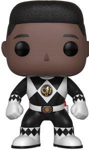 Funko POP de Zack - Power Ranger negro sin casco - Los mejores FUNKO POP de los Power Ranger - Funko POP de series de televisión